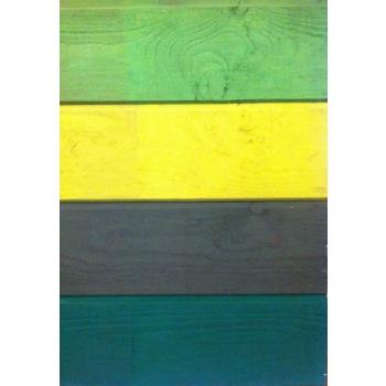 Keeduvärvi komplekt 10l (roheline, laimiroheline, sidrunkollane)