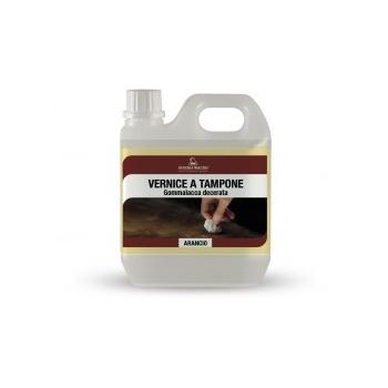 Šellakpolituur, must, vahavaba 500 ml, Borma