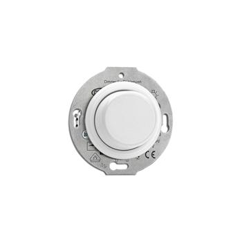 Dimmer 20-315W, valge, duroplast, THPG