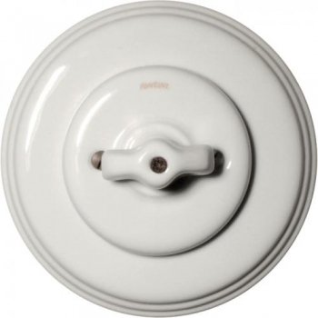 Switch, porcelain switch, Fontini