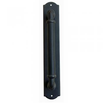 Ukse käepide (180mm) 240x40mm plaadil
