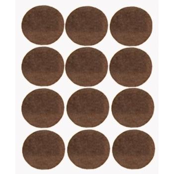 Mööblivilt pruun 25mm, 12 tk