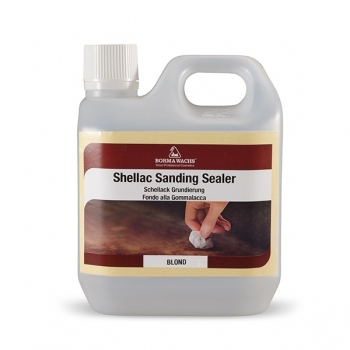 Shellac sanding sealer, blond, 500ml