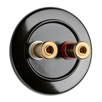 Speaker wall socket,bakelite