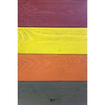 Keeduvärvi komplekt 40l (punane, kollane, oranž, pruun, must, hall)