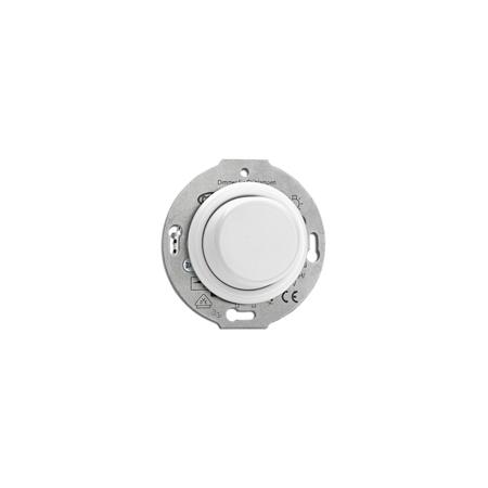 Dimmer, magnetiline, 20-500W, valge, duroplast, THPG