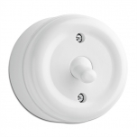 Surface mounted toggle switch, duroplast
