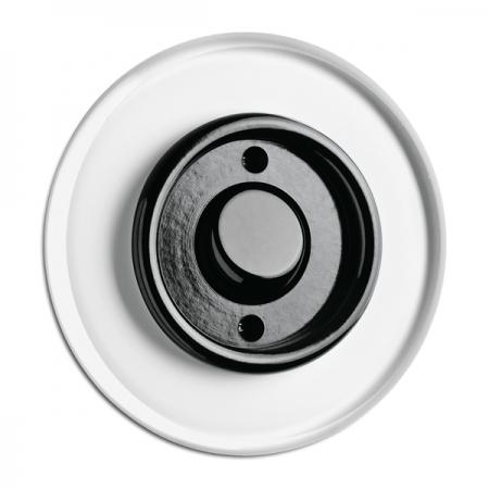 Rocker button bakelite for glass frame