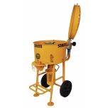 Forced action mixer 65l light