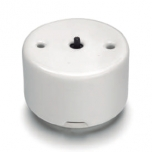 Single pole switch - Two-way switch white