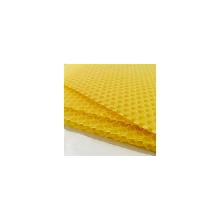 Mesilasvahaleht