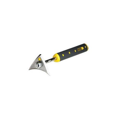Speedheater boomerang scraper