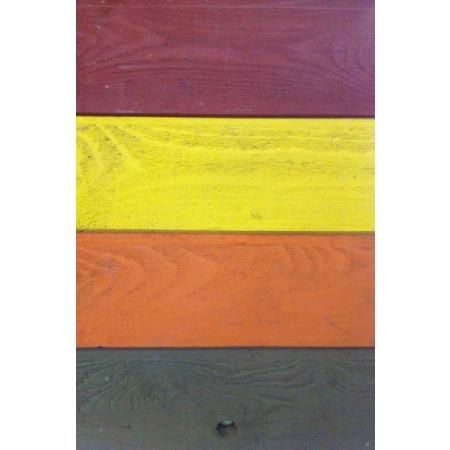 Keeduvärvi komplekt 10l (punane, kollane, oranž, pruun, must, hall)