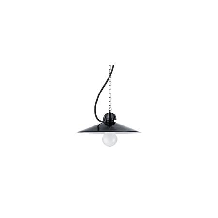 Pendant lamps porcelain duroplast- enamelled steel