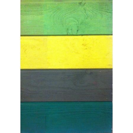 Keeduvärvi komplekt 40l (roheline, laimiroheline, sidrunkollane või hall)