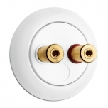 Speaker wall socket WBT porcelain