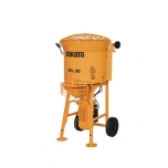 Forced action mixer 40l